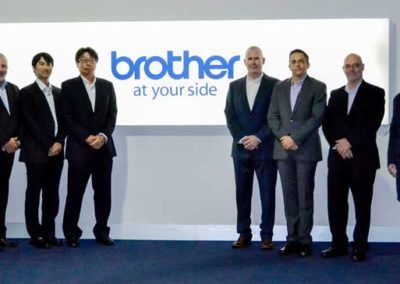 Brother Commercial Printers Campaign