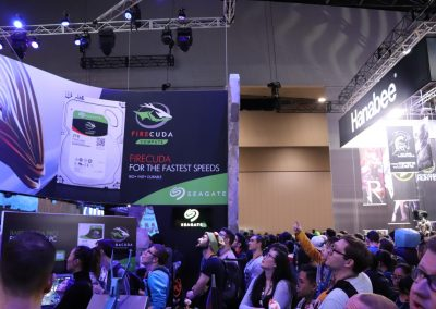 Seagate at PAX