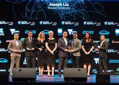 Seagate Presents at the ACS Disruptor Awards