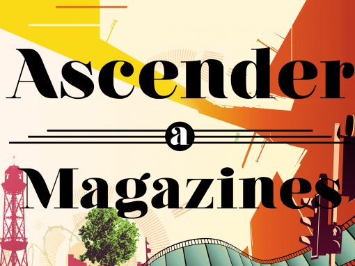 Ascender Magazine Content Creation