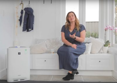 Elena Duggan for Sharp – Air Purifier