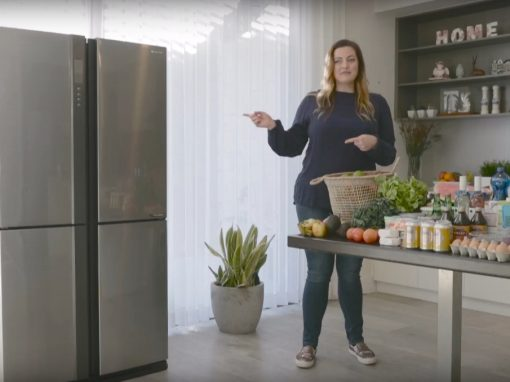 Elena Duggan for Sharp – Fridge
