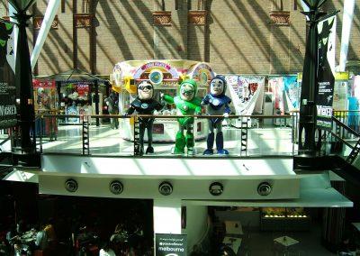 IT Mall Mascot