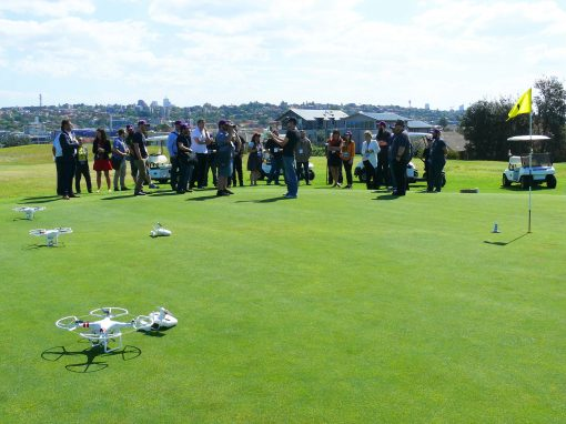 Drone Photography Launch