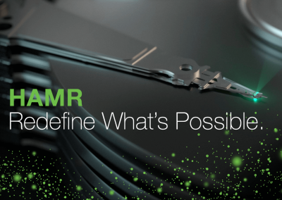 HAMR Technology – A Seagate Thought Leadership Piece