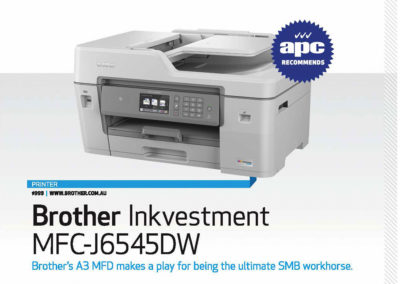 Brother InkVestment in APC