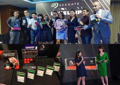 Seagate SSD Launch Events