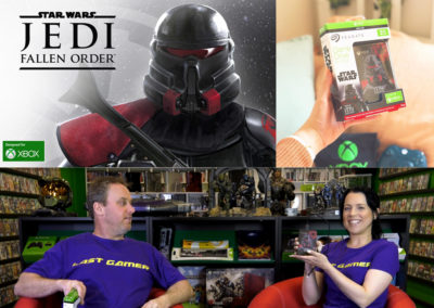 Seagate Star Wars Xbox Game Drive Competition
