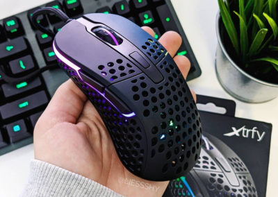Xtrfy Gaming Mouse Reviews