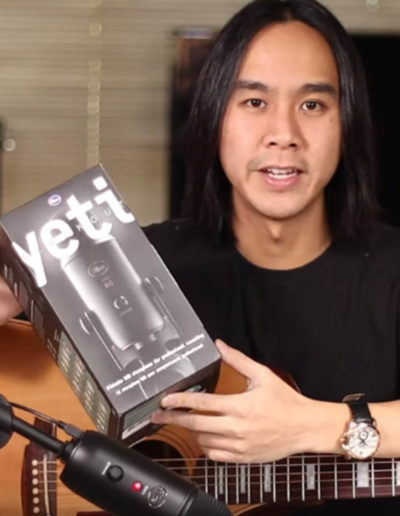 Blue Microphones - Influencer GuitarZero2Hero