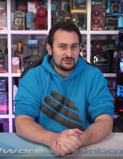 AMD - YouTuber Steven Walton