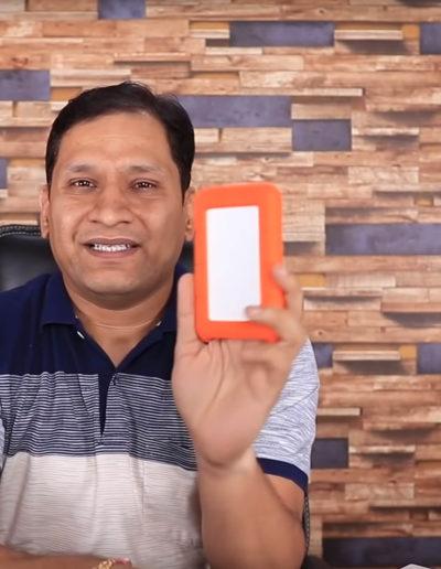 Seagate India - Influencer @sharmajitech