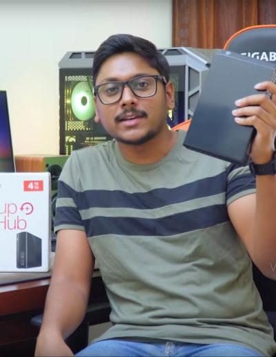 Seagate India - Influencer @vimal_chintapatla