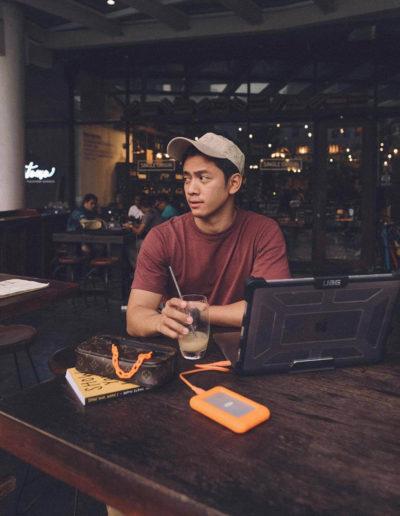 Seagate Philippines - Influencer @davidguison