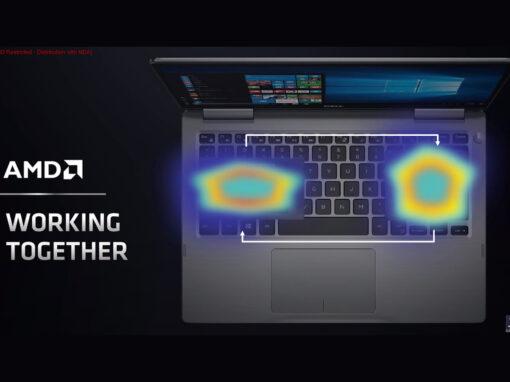 AMD Ryzen Mobile Launch