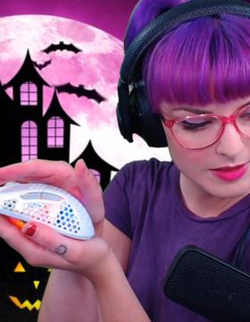 Xtrfy Gaming Mouse - Twitch Streamer Naysy