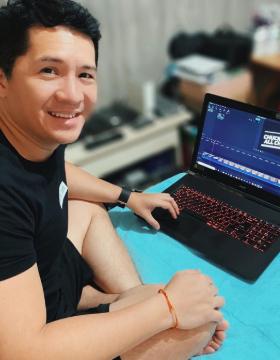 Seagate Philippines - Influencer @chuckiedreyfus