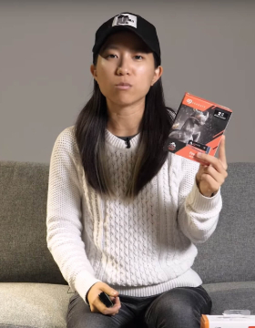Seagate Taiwan - Influencer Eleanor Jiang
